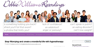 Self help hypnosis recordings Birmingham hypnotherapy and NLP