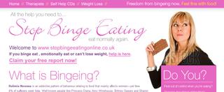 Stop Binge eating in Birmingham with Debbie Williams eating disorders expert